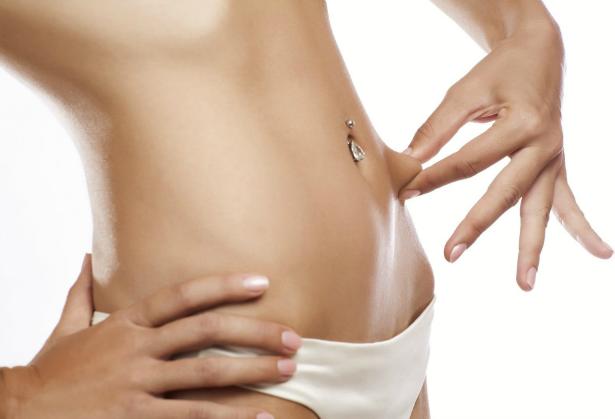 Cómo eliminar la grasa abdominal