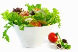 Los beneficios de comer comidas sanas, ricas y nutritivas