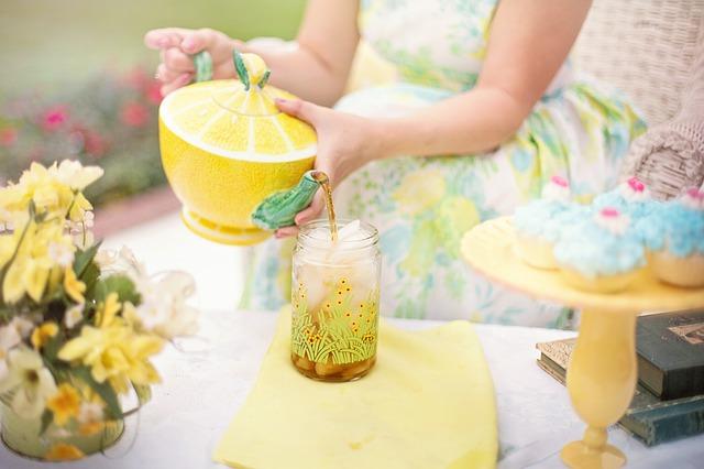 limonada para bajar de peso rapido
